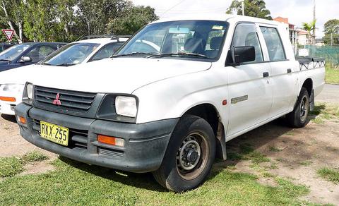 1996_2001 Mitsubishi Triton _MK_GLX