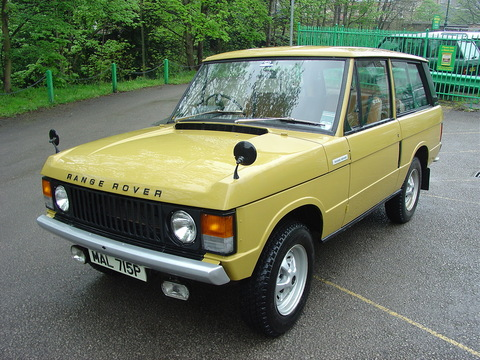 RangeRover 70-e