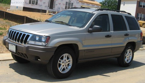 JEEP Grand Cherokee WJ 6/99-00 WG 11/00-05