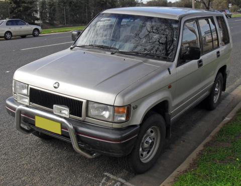 1994-1995_Holden_Jackaroo_(UBS)